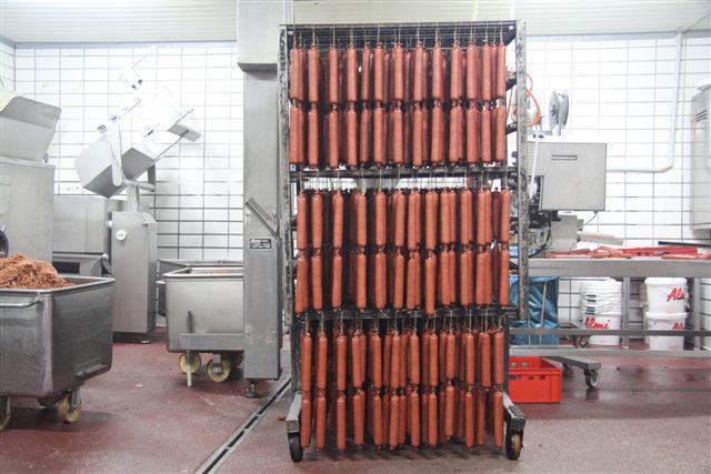 Wurstproduktion